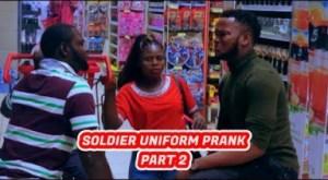 Zfancy Comedy – SOLDIER UNIFORM PRANK ! PART 2
